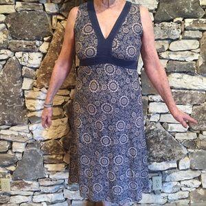 Patagonia cotton Circle Design Dress. Sz 6